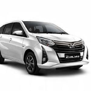 ● インドネシアの人気ミニバン「カリヤ」、実は100万円以下で買える海外仕様のトヨタ車!