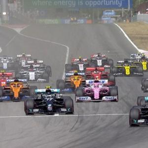 ● F1第6戦スペインGP、ハミルトンがポールtoウイン。 フェルスタッペンが2位