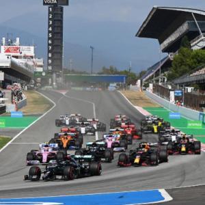 ● 【順位結果】F1第7戦ベルギーGP決勝、 フェルスタッペンは3番手に…