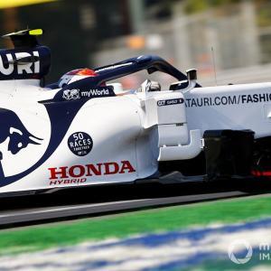● 【速報】F1イタリアGP決勝:アルファタウリ・ホンダのガスリー大金星!F1キャリア初優勝