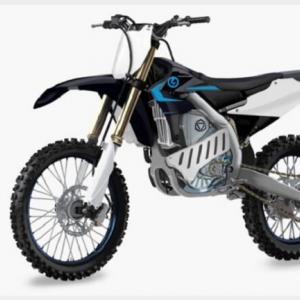 ● ヤマハが電動オフロードバイクの容姿を公開、「EMX Powertrain project」