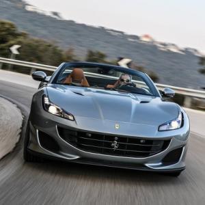● フェラーリのオープンが進化! 4人乗りのオープンモデル「ポルトフィーノM」が登場