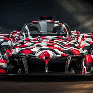 ● 「トヨタ GR Super Sport」 の試作車が突如ル・マンのサルテ・サーキットに登場