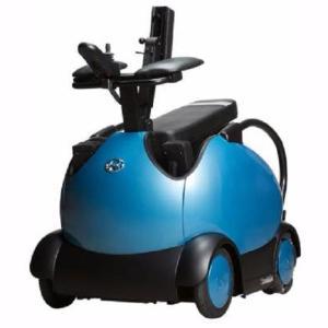 ● 車いすの代替に…、斬新な馬乗り形電動車いすの「RODEM(ロデム)」がJIS制定
