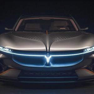 ● 豊田合成、LED発光エンブレムを開発…東風汽車の新ブランド「VOYAH」に搭載予定