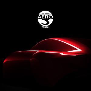 ● レトロスタイルな空力スーパーカー『アエロ3』登場…トゥーリング・スーペルレッジェーラ