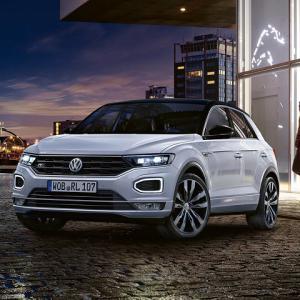● VW「T-Roc」、ゴルフに並ぶ人気車種を目指すイイトコ取りのコンパクトハッチSUV