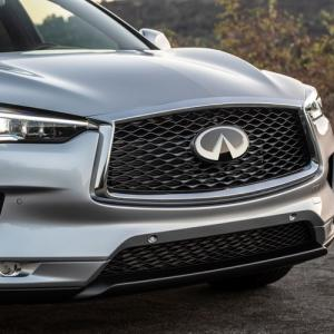● インフィニティがミドルクラスSUV「QX50」を改良、2021年モデルが登場!