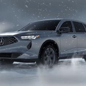 ● ホンダの海外向け高級車ブランド「アキュラ」、最上位SUV『MDX』次期型プロトタイプを発表!