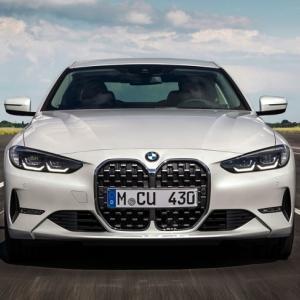 ● BMWジャパン、スポーツクーペ「4シリーズ」をフルモデルチェンジ! 巨大グリルでデザイン刷新