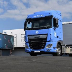 ● ZF、天然ガストラックの運行を拡大…2025年までに現在の10倍へ