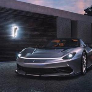 ● EVハイパーカー『バッティスタ』、専用の充電システム開発…ピニンファリーナがデザイン