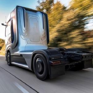 ● ダイムラー・トラックがコンセプトモデルを発表、世界は燃料電池トラックへと舵を切り始めた!