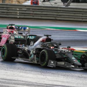 ● F1トルコGP 2020 結果:ハミルトンが優勝で7回目の王座獲得!