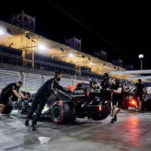 ● 【速報】2020 F1 第15戦バーレーンGP決勝 ※「暫定結果」