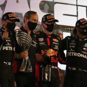 ● 【速報】F1アブダビGP最終戦、大注目のコンストラクターズ3位争いは…