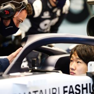 ● 【7年ぶりの日本人F1ドライバー誕生】角田裕毅選手2021年シーズンにアルファタウリから参戦