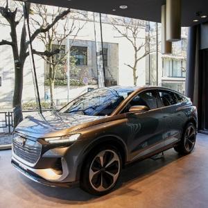 ● 「Audi House of Progress Tokyo」期間限定でオープン!多彩な電脳化