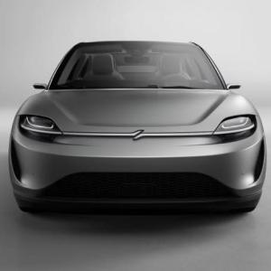 ● ソニー電気自動車 VISION-S Prototype の公道走行試験をCES2021で発表