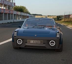 ● フィフティーン・イレブン・デザインの「ポルシェ914 コンセプト」、間もなく登場か!?