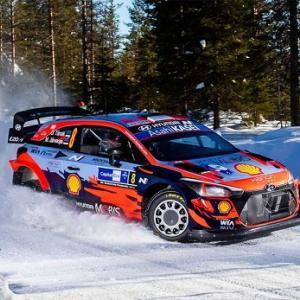 ● 【速報】WRCアークティック・ラリー:タナクが今季初優勝! トヨタのロバンペラが2位