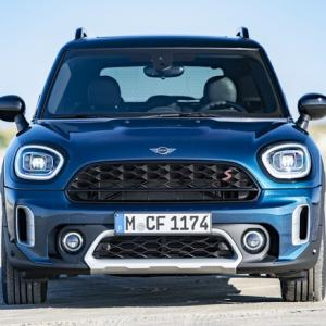 ● 新型 MINI CROSSOVER BOARDWALK EDITION、200台限定モデル