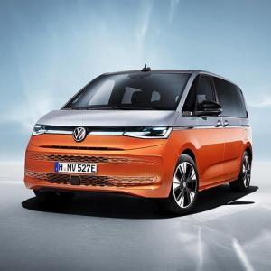 ● 『7人乗りの新しい選択肢』新型フォルクスワーゲン・マルチバン 欧州発表&PHEVも設定