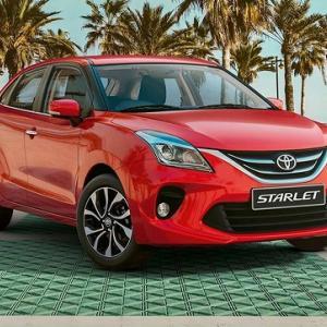 ● トヨタ「スターレット」がアフリカで復活! 21年ぶり新型モデルを順次発売へ