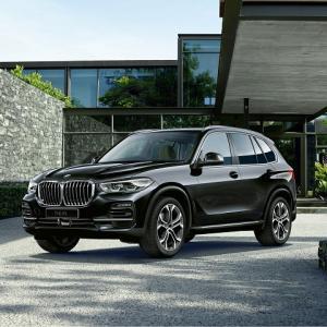 ● BMW X5、3列シート装備の期間限定モデルを発売… 最大7名乗車が可能