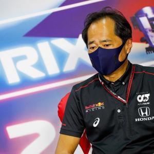 ● ホンダF1田辺TDレース後会見:チームワークで逆転勝利、「2台体制がきっちり機能している」