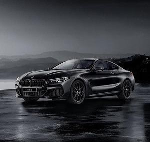 ● BMW 8シリーズのクーペ/グランクーペに、内外装を精悍な漆黒に統一した限定車が登場!