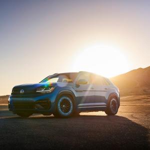 ● 超高性能なワーゲンのSUVが出現! 新型アトラス・クロス・スポーツGTコンセプト登場