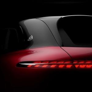 ● メルセデスマイバッハ、ブランド初のEV設定へ…電動SUVに(ティザー公開)