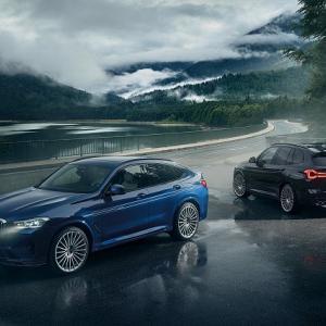 ● 名門アルピナから2台のSUVがパワーアップして登場! BMWアルピナXD3とXD4を発表