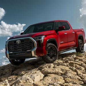 ● トヨタ、フルサイズの新型ピックアップトラックを米国市場にて発表!
