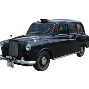 ● 1969年型の英国ロンドンタクシーをレストア&EV化…満充電で100km走行可能