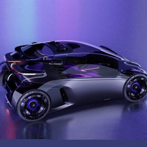 ● MG EVコンセプト「メイズ」発表 若年層向けのデザインスタディ