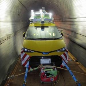 ● 首都高の「インフラドクター」技術を鉄道へ…線路保守をDX