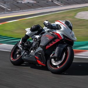 ● 伊MVアグスタ、スーパースポーツバイク『F3 RR』の2022年モデルを発表!