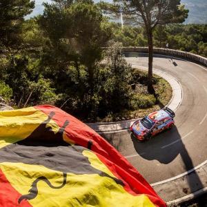 ● 【速報】2021年WRC第11戦ラリー・スペイン暫定結果、 ヒュンダイのヌービルが優勝