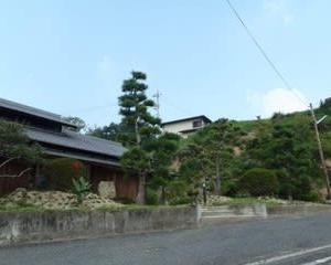 浅尾藩陣屋跡をみました(岡山県総社市)