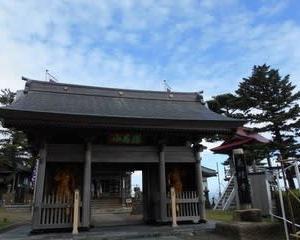 義経寺にいきました(青森県外ヶ浜町)
