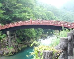 神橋にいきました(栃木県日光市)