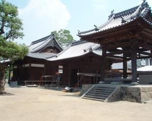 本山寺にいきました(香川県三豊市)