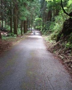 名草の巨石群にいきました(栃木県足利市)