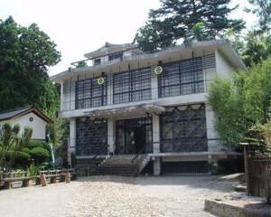 懐古館飯田家にいきました(石川県七尾市)