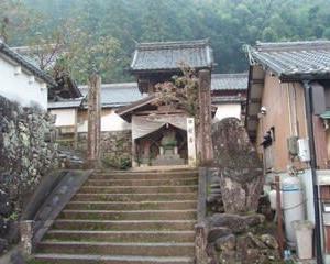 可成寺にいきました(岐阜県可児市)