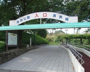 清州城にいきました(愛知県清須市)