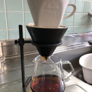 ブログの記事にあった簡単に美味しいダッチコーヒーをつくる方法