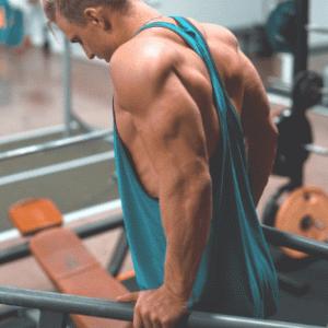 【ベンチディップス】効果とやり方 上腕三頭筋を鍛えて二の腕を引き締めよう